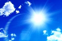 日焼け対策 屋外