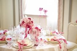 結婚式披露宴 時間帯