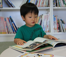 小学生 読書