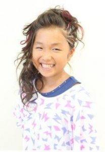 小学生 女子 髪型 運動会 ロング