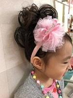 髪型 女の子