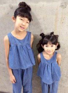 小学生 女子 髪型 お団子 運動会