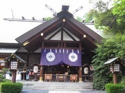 東京大神宮 茅の輪くぐり