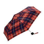 メンズ 日傘 晴雨兼用 チェック柄