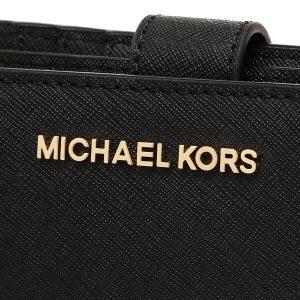 マイケルコース 二つ折り財布 レディース