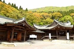 函館八幡宮 安産