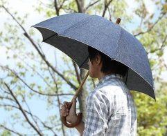 岡山デニム メンズ 日傘