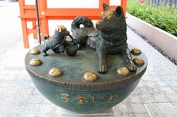 唐松神社 東北