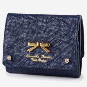 サマンサタバサ レディース 二つ折り財布