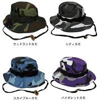 夏フェス 帽子