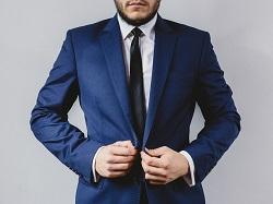 シンプル スーツ