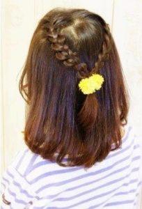 小学生 女子 髪型 ボブ