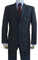 ダンヒル 2つボタンスーツ