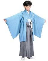 着物 ブルー系