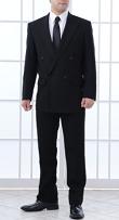 法事 ブラックスーツ