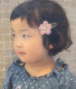 小学生 女子 髪型 ショート