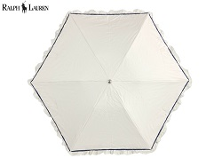 ラルフローレン 折りたたみ日傘