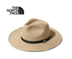 麦わら帽子 ノースフェイス