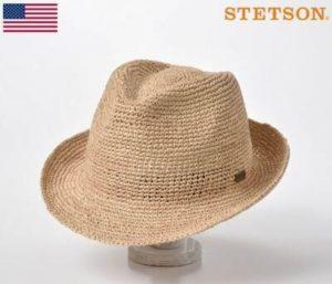 麦わら帽子 ステットソン