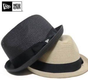麦わら帽子 ニューエラ