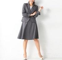ビジネス・スカートスーツ 女性