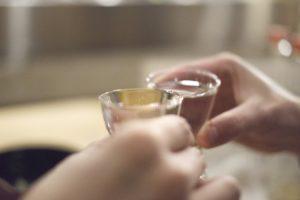 お酒 乾杯 日本酒
