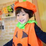 ハロウィンかぼちゃ衣装手作り方法!子供向け簡単作り方。