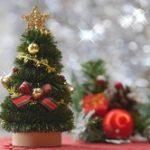 クリスマスツリーの手作り方法。折り紙やダンボールで簡単な作り方!