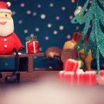 サンタクロースを折り紙で!子供でも簡単な折り方や作り方は?