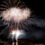 宮島水中花火大会2019の日程と穴場!有料観覧席やクルーズは?