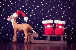 クリスマス トナカイ