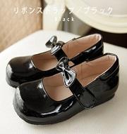 リボン 靴