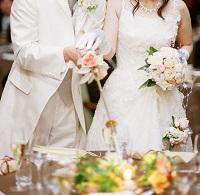 結婚式 キャンドルサービス