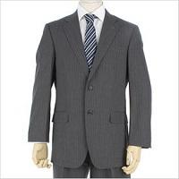 グレー スーツ