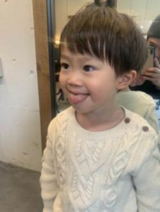 男の子 サラサラ ショート 髪型