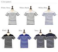 Tシャツ ボーダー