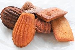 焼き菓子 マドレーヌ