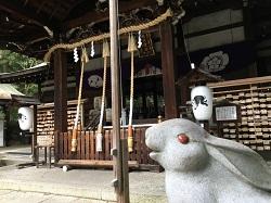 岡崎神社 京都