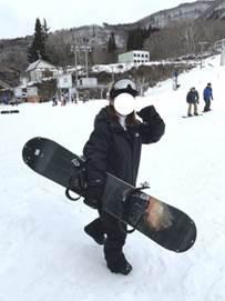 レディース スノーボードウェア 黒