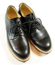 革靴 黒 メンズ