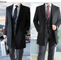 ウール コート