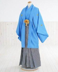 水色の袴 メンズ