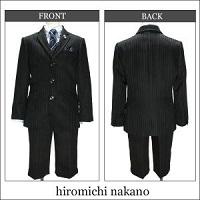 ヒロミチ・ナカノ ブランドスーツ ハーフパンツ 男の子用