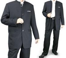 マオカラースーツ 紳士的