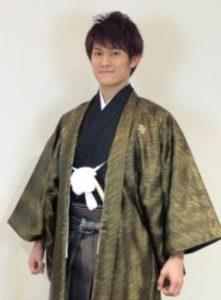 成人式 男性 袴