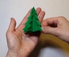 完成 クリスマスツリー