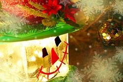 クリスマス 段ボール