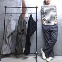 ウール素材 パンツ