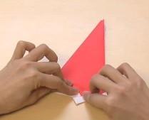 折り紙 赤