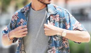 アロハシャツ 男性
